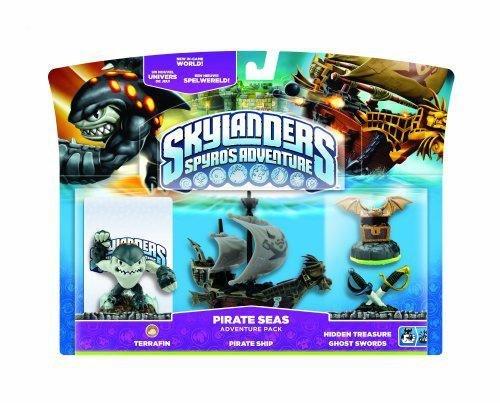 Skylanders: Spyro's Adventure - Pirate Seas Adventure Pack [UK Import]