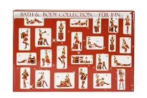 Accentra Kosmetik Adventskalender für ihn, 1er Pack (1 x 860 g)