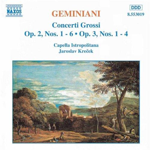 Concerto grosso in E minor, Op...