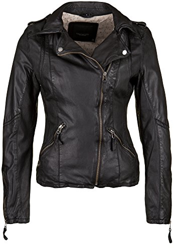 OAKWOOD Damen Lederjacke TURNER