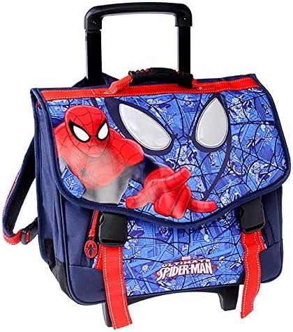 SPIDERMAN BAG CARTABLE Zaino, 44 cm, Blu (blu) (blu) (blu) | Più economico  | Grande Svendita  | Sito Ufficiale  | Outlet Online Shop  | Buy Speciale  | benevento  f331df