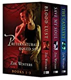 Preternaturals Boxed Set (Books 1-3)