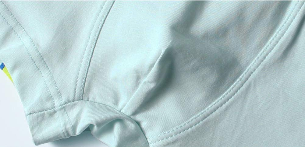 FORUSKY – Pack de 5 Calzoncillos Tipo bóxer para niños, Transpirables y Suaves