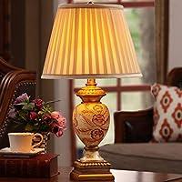 JUNMYEON Lámpara de Mesa en Estilo de diseñador, lámpara de Mesa Minimalista con Interruptor de