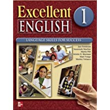 Excellent English 1 Student Book with Audio Highlights CD 1st edition by Susannah MacKay, Kristin D. Sherman, Jan Forstrom, Marta Pit (2008) Paperback
