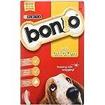Bonio Biscuits Dog Food Chicken Flavour 650g (Case of 5) 9