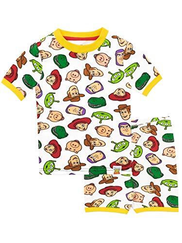 408c4c1a2a67e Disney - Ensemble De Pyjamas - Toy Story - Garçon - Multicolore - 4-5