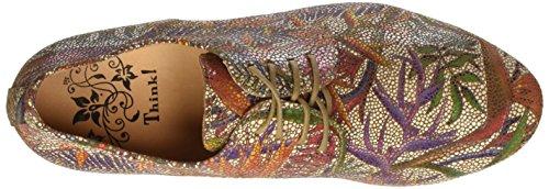 Derby Multicolore Femme Guad 40 Multicolore Derby Femme Think Guad kombi Pensare muskat 40 Kombi muskat wqnvxEZI