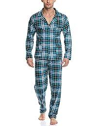 Sesto Senso Herren Schlafanzug Anthony