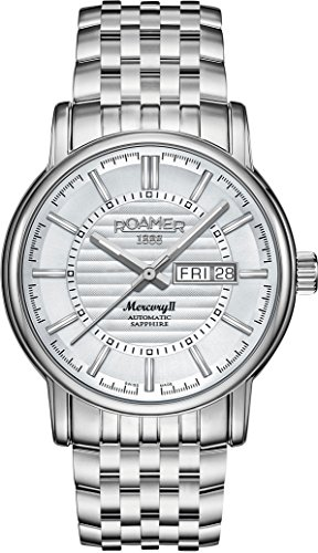 Roamer Mens Watch 963637 41 15 90