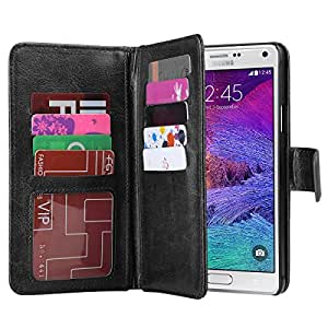 Ulak Mobile Case For Galaxy Note 4 (Black)