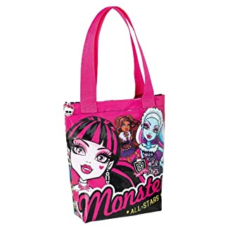 51w8S3Tc2UL. SS324  - Monster High - Bolso shopping (Safta 611343616)