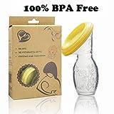 A-forest BPA-frei Brustpumpe Handmilchpumpen Lebensmittelqualität Milchpumpe