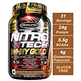 Muscletech Nitrotech Whey Gold Performance Series - 1.13 kg (Double Rich Chocolate)