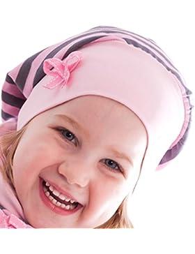 Berretto da bambina / cap ragazze - Primavera/Autunno - CALZATA PERFETTA - Made in Germany - 92% Cotone