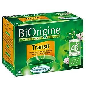 Vitarmonyl - tisane biorigine transit x20
