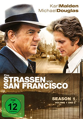 Bild von Die Straßen von San Francisco - Season 1, Volume 1 und 2 [8 DVDs]
