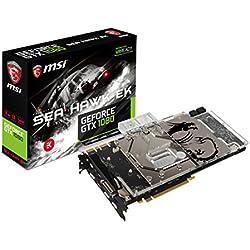 MSI GTX 1080 SEA Hawk EK X Scheda Grafica