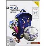 My life. Getting started. Con espansione online. Per le Scuole superiori. Con 2 CD Audio. Con DVD-ROM: 1