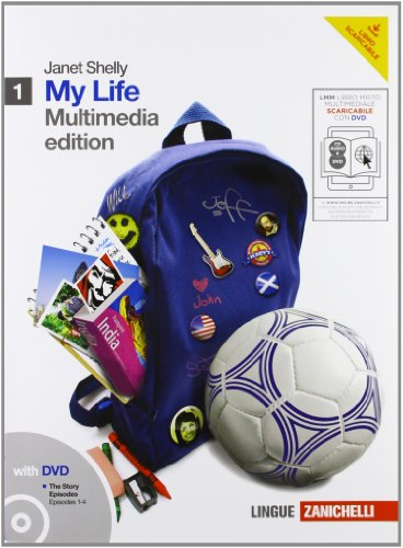 My life. Getting started. Per le Scuole superiori. Con 2 CD Audio. Con DVD-ROM. Con espansione online: 1