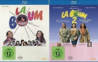 LA BOUM - DIE FETE Teil 1 & 2 Eltern unerwünscht / Die Fete geht weiter 2 BLU-RAY Edition