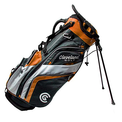 Cleveland CG 2019 Saturday - Sac de Golf trépied CHR/ORG/WHT