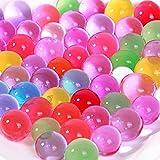 Upsky 3000x Clear Water Perlen Pflanze Blume Crystal Boden Vase Hochzeit Dekoration-colour mixture
