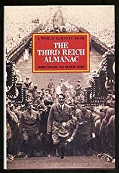 The Third Reich Almanac by James Taylor (1988-09-01)