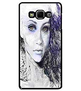ColourCraft Amazing Art Design Back Case Cover for SAMSUNG GALAXY A7