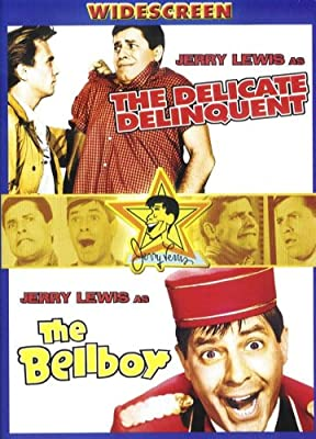 Jerry Lewis Double Feature - The Delicate Delinquent / The Bellboy