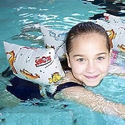 Schwimmflügel ohne Plastik und ohne Weichmacher