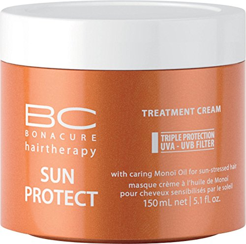 Schwarzkopf Bonacure Sun Protect Treatment Cream, 1er Pack, (1x 0,15 L)