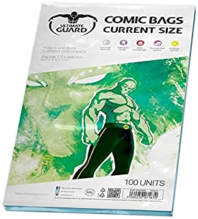 Comic Bags (Current Size, Pack of 100) (B009VEI0E4) | Amazon price tracker / tracking, Amazon price history charts, Amazon price watches, Amazon price drop alerts