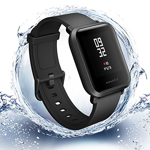 Xiaomi Huami Amazfit bip bit pace Lite Youth Verison Smart Watch mi Fit IP68 impermeabile versione inglese.