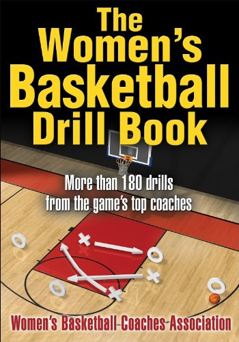 The Women's Basketball Drill Book (The Drill Book Series) (Basketball Offense Und Defense)