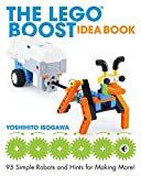 The LEGO® BOOST® Idea Book contains dozens of ideas for building simple robots with the LEGO BOOST set.The LEGO® BOOST® Idea Book explores 95 creative ways to build simple robots with the LEGO BOOST set. Each model includes a parts list, minimal text...