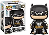 DC Comics 13485 Funko Pop! 13485 Batman Justice League Movie Vinyl Toy , Multi color