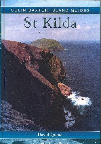 Saint Kilda: Colin Baxter Island Guides by David Quine (1995-08-03)