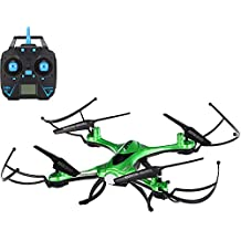 Goolsky JJRC H31 Drone 2.4G 4 Canales 6-Axis Gyro con Funciones de Modo sin Cabeza Vuelta de Una-Tecle Alto Rendimiento Impermeable RC Quadcopter
