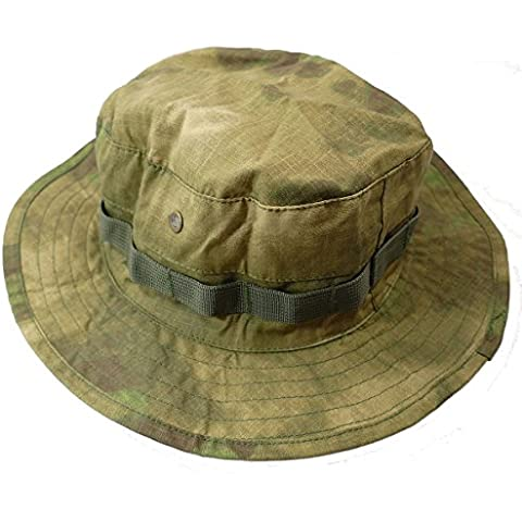Invader Gear US Style Boonie Hat Everglade Camo,
