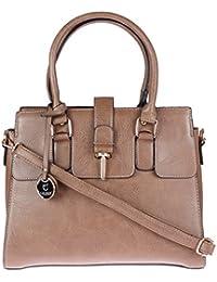 Fur Jaden Women's Dark Beige Handbag