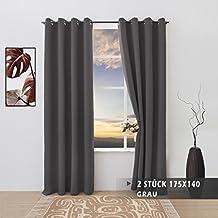 Suchergebnis auf Amazon.de für: gardinen wohnzimmer modern
