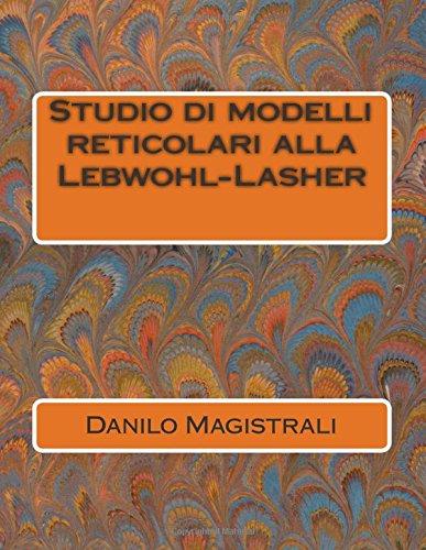 Studio di modelli reticolari alla Lebwohl-Lasher