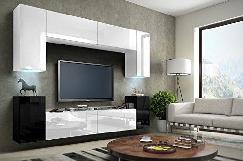 Opiniones future 1 moderno mueble de salon comedor sala de for Muebles 1 click opiniones