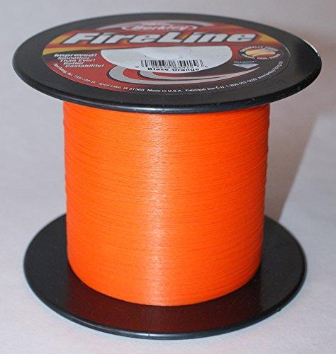 Berkley Fireline Blaze Orange 100m 0,10mm 5,90kg Schnur Angelschnur Angelsehne Sehne Geflochtene Schnur