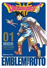 Dragon Quest Emblem Of Roto nº 01/15 par Kamui Fujiwara