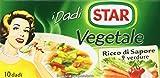 Star - Dado Vegetale, Ricco di Sapore, con 9 Verdure - 6 confezioni da 10 dadi [60 dadi]