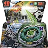 Fang Leone Beyblade 4d Top Metal Fusion Fight Master New + Luncher Bb106 US SHIP by Rapidity