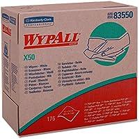 WypAll 8355 X50 Tücher, Zupfbox, 10-er Pack
