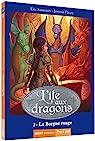 L'île aux dragons, tome 2 : Le borgne rouge par Sanvoisin